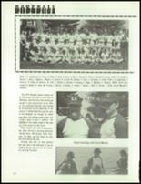 1976 Chief Logan High School Yearbook Page 214 & 215