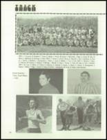 1976 Chief Logan High School Yearbook Page 222 & 223