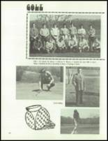 1976 Chief Logan High School Yearbook Page 224 & 225