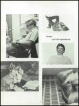 1972 Lexington High School Yearbook Page 14 & 15