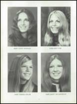 1972 Lexington High School Yearbook Page 18 & 19
