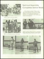 1972 Lexington High School Yearbook Page 24 & 25