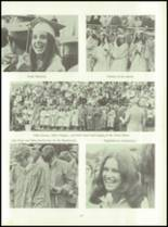 1972 Lexington High School Yearbook Page 32 & 33