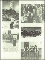 1972 Lexington High School Yearbook Page 34 & 35