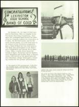 1972 Lexington High School Yearbook Page 38 & 39