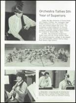 1972 Lexington High School Yearbook Page 42 & 43