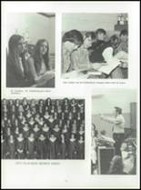 1972 Lexington High School Yearbook Page 44 & 45