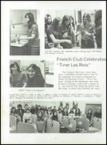 1972 Lexington High School Yearbook Page 46 & 47
