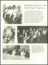 1972 Lexington High School Yearbook Page 48 & 49