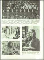 1972 Lexington High School Yearbook Page 50 & 51