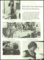 1972 Lexington High School Yearbook Page 54 & 55