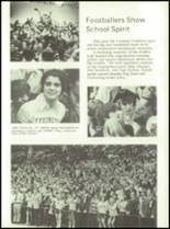 1972 Lexington High School Yearbook Page 58 & 59