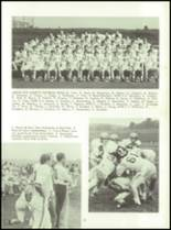 1972 Lexington High School Yearbook Page 62 & 63