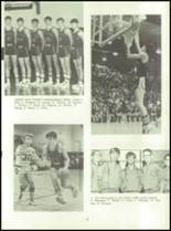 1972 Lexington High School Yearbook Page 68 & 69