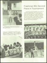 1972 Lexington High School Yearbook Page 72 & 73