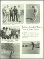 1972 Lexington High School Yearbook Page 76 & 77