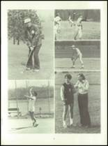 1972 Lexington High School Yearbook Page 84 & 85
