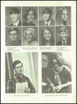 1972 Lexington High School Yearbook Page 90 & 91