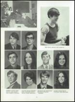 1972 Lexington High School Yearbook Page 92 & 93