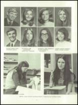 1972 Lexington High School Yearbook Page 94 & 95