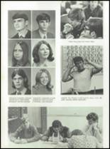 1972 Lexington High School Yearbook Page 96 & 97