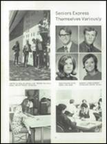 1972 Lexington High School Yearbook Page 98 & 99