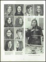 1972 Lexington High School Yearbook Page 100 & 101