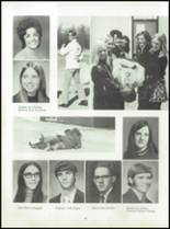 1972 Lexington High School Yearbook Page 102 & 103