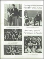 1972 Lexington High School Yearbook Page 116 & 117