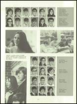 1972 Lexington High School Yearbook Page 128 & 129