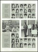 1972 Lexington High School Yearbook Page 130 & 131