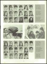 1972 Lexington High School Yearbook Page 132 & 133