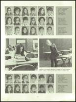 1972 Lexington High School Yearbook Page 134 & 135