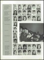 1972 Lexington High School Yearbook Page 136 & 137
