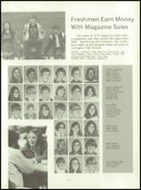1972 Lexington High School Yearbook Page 140 & 141