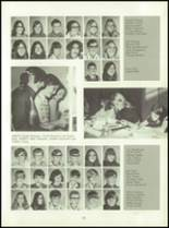 1972 Lexington High School Yearbook Page 142 & 143