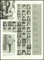 1972 Lexington High School Yearbook Page 144 & 145