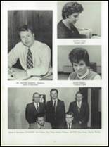 1972 Lexington High School Yearbook Page 154 & 155