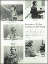 1972 Lexington High School Yearbook Page 156 & 157