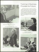 1972 Lexington High School Yearbook Page 162 & 163
