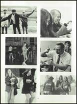 1972 Lexington High School Yearbook Page 198 & 199