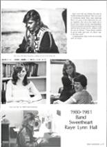 1981 Brewer High School Yearbook Page 22 & 23