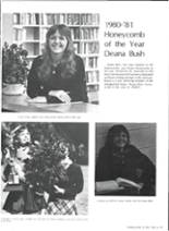 1981 Brewer High School Yearbook Page 28 & 29