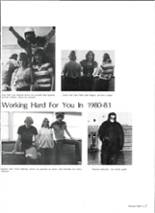 1981 Brewer High School Yearbook Page 30 & 31
