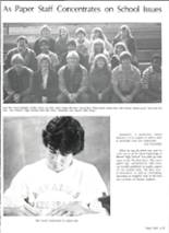 1981 Brewer High School Yearbook Page 38 & 39