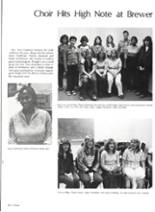 1981 Brewer High School Yearbook Page 42 & 43