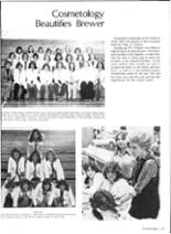 1981 Brewer High School Yearbook Page 48 & 49
