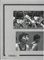 1981 Brewer High School Yearbook Page 54 & 55