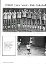 1981 Brewer High School Yearbook Page 80 & 81
