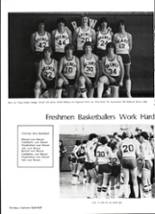 1981 Brewer High School Yearbook Page 82 & 83